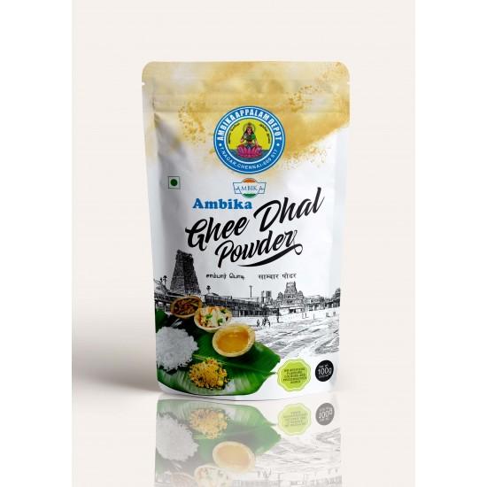 Ghee Dhall  Powder