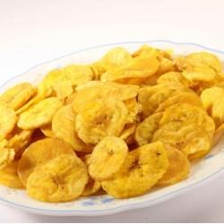 Banana Salt Chips