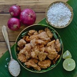 Onion Vadaam